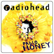 Pablo Honey by RADIOHEAD album cover