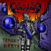 Target Earth by VOIVOD album cover