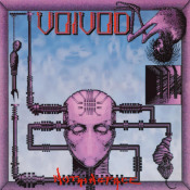 Nothingface by VOIVOD album cover
