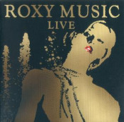 Live by ROXY MUSIC album cover