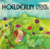 Clowns & Clouds by HOELDERLIN album cover