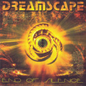 End Of Silence  by DREAMSCAPE album cover