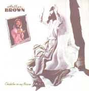 Chisholm In My Bosom by BROWN BAND, THE ARTHUR album cover