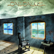 The Never Ending Illusion by DAEDALUS album cover
