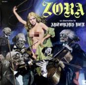 Zora by ANTONIUS REX album cover