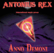 Anno Demoni by ANTONIUS REX album cover