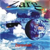 Zaravásh  by ZARG album cover