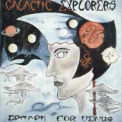 Epitaph For Venus by GALACTIC EXPLORERS album cover