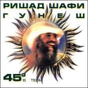 Rishad Shafi & Gunesh: 45° In A Shadow by GUNESH ENSEMBLE album cover