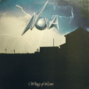 Wings of Love  by NOVA album cover