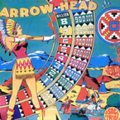 Arrow Head by OSAGE TRIBE album cover