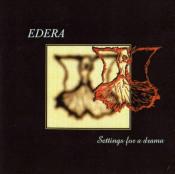Settings For A Drama by EDERA album cover
