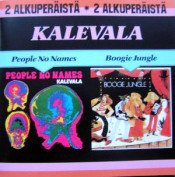 People No Names / Boogie Jungle by KALEVALA album cover