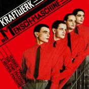 The Man-Machine [Aka: Die Mensch-Maschine] by KRAFTWERK album cover