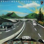 Autobahn by KRAFTWERK album cover