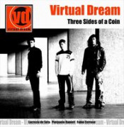 Three Sides Of A Coin by VIRTUAL DREAM album cover