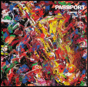 Running In Real Time by PASSPORT album cover