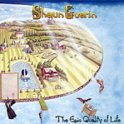 The Epic Quality Of Life  by GUERIN, SHAUN album cover