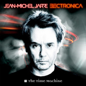 Electronica 1 - The Time Machine by JARRE, JEAN-MICHEL album cover
