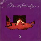 X by SCHULZE, KLAUS album cover