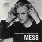 Sven Grünberg's Proge-Rock Group by MESS album cover