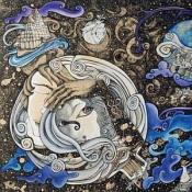 Mundos Bizarros by FLOR DE LOTO album cover