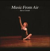 Music from Air by UNRUH, STEVE album cover