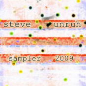 Sampler 2009 by UNRUH, STEVE album cover