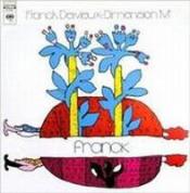Frank Dervieux - Dimension by CONTRACTION album cover