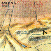 Ambient 4 - On Land by ENO, BRIAN album cover