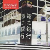 Young Team by MOGWAI album cover