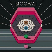 Rave Tapes by MOGWAI album cover