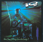 Are You Sitting Comfortably? by IQ album cover
