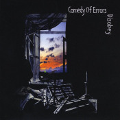 Disobey by COMEDY OF ERRORS album cover