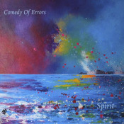 Spirit by COMEDY OF ERRORS album cover