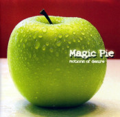 Motions Of Desire by MAGIC PIE album cover