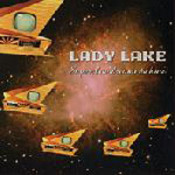 SuperCleanDreamMachine by LADY LAKE album cover