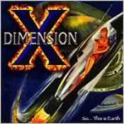 So ... This Is Earth by DIMENSION X album cover