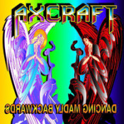 Dancing Madly Backwards   by AXCRAFT album cover