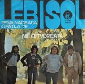 Nie cetvoricata by LEB I SOL album cover