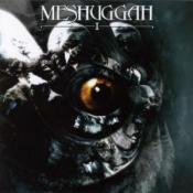I by MESHUGGAH album cover