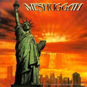 Contradictions Collapse by MESHUGGAH album cover