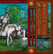 Book Of Hours by WILLOWGLASS album cover