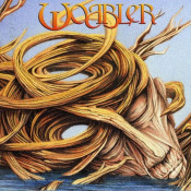Hinterland by WOBBLER album cover