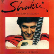 A Handful Of Beauty by SHAKTI WITH JOHN MCLAUGHLIN album cover