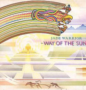 Way Of The Sun by JADE WARRIOR album cover