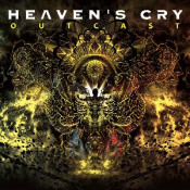 Outcast by HEAVEN'S CRY album cover