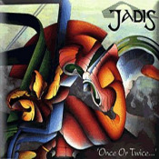 Once Or Twice (EP) by JADIS album cover