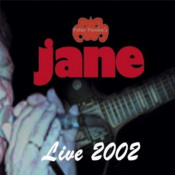 Live 2002 by JANE album cover