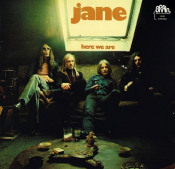 Here We Are  by JANE album cover
